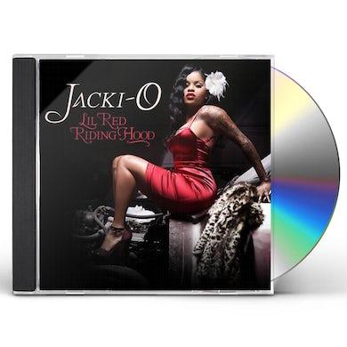 Jacki-O LIL RED RIDING HOOD CD