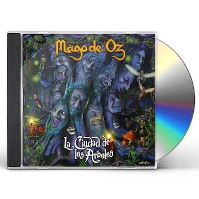Mago De Oz CIUDAD DE LOS ARBOLES CD