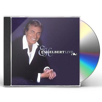 Engelbert Humperdinck ENGELBERT LIVE CD