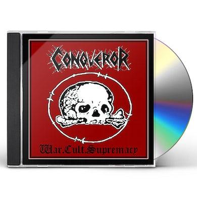 Conqueror WAR CULT SUPREMACY CD
