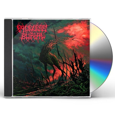 Faceless Burial GROTESQUE MISCREATION CD