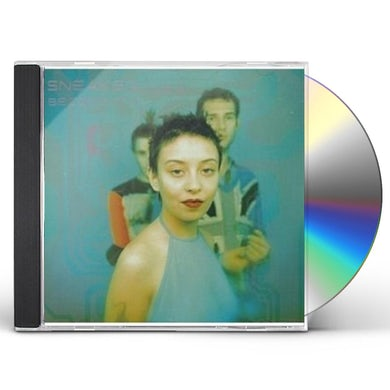Sneaker Pimps BECOMING X-LIMITED REMIX CD
