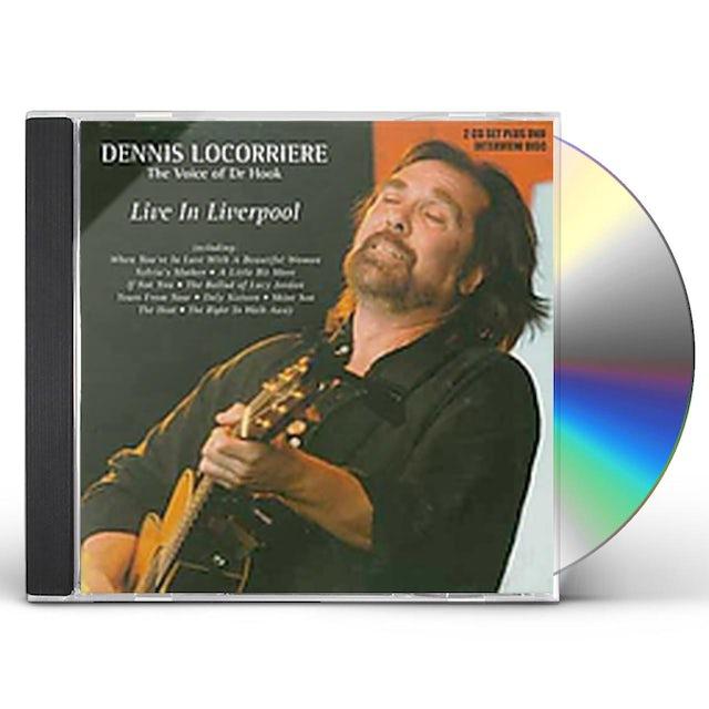 Dennis Locorriere LIVE IN LIVERPOOL CD