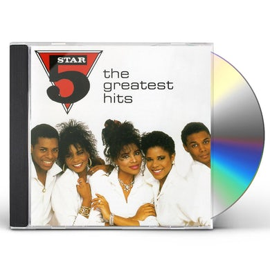 Five Star GREATEST HITS CD