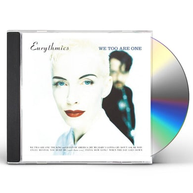 Eurythmics WE TOO ARE ONE CD