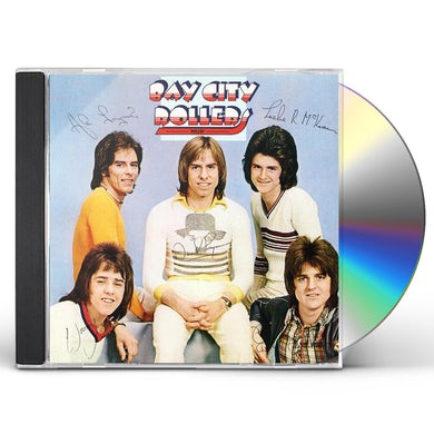 ROLLIN CD