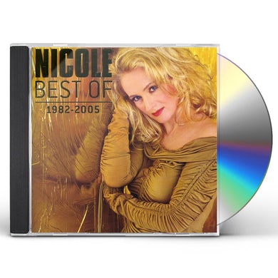 Nicole BEST OF CD