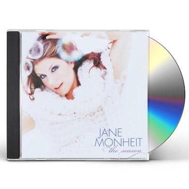 Jane Monheit SEASON CD