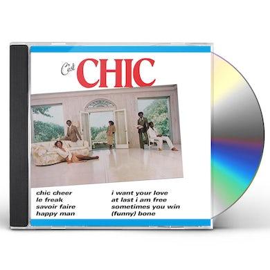CHIC & C'EST CHIC CD
