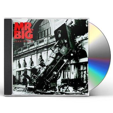 Mr Big LEAN INTO IT CD