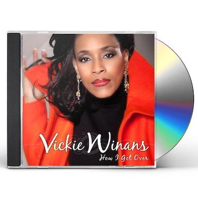 Vickie Winans HOW I GOT OVER CD
