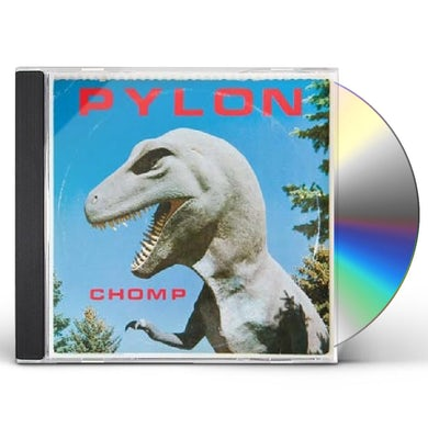Pylon CHOMP MORE CD