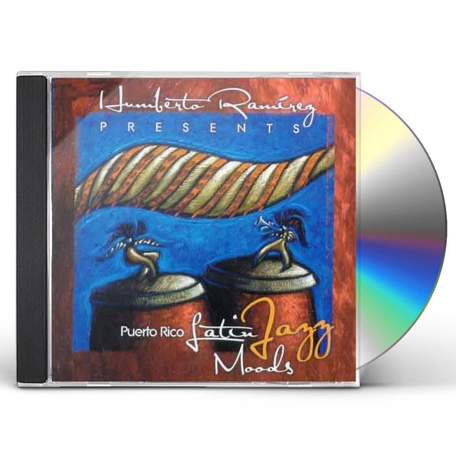 Humberto Ramirez PUERTO RICO LATIN JAZZ MOODS CD