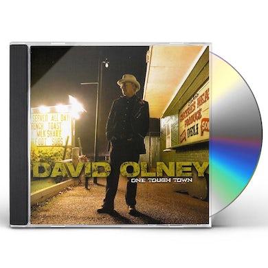 David Olney ONE TOUGH TOWN CD