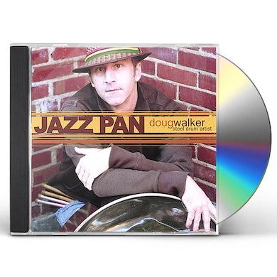 Doug Walker JAZZ PAN CD