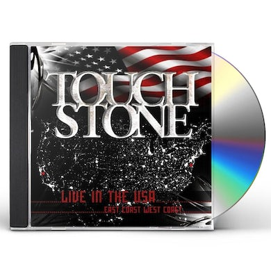 Touchstone LIVE IN THE USA CD