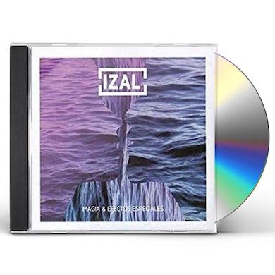 Izal MAGIA Y EFECTOS ESPECIALES CD