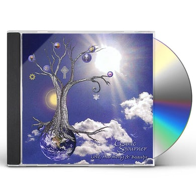 Cosmic Sojourner LOVE HARMONY & BEAUTY CD
