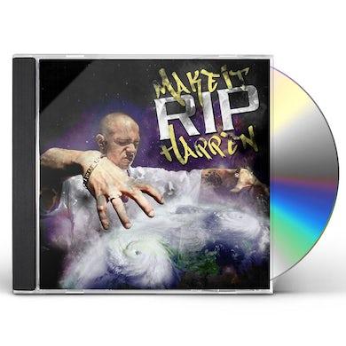 Rip MAKE IT HAPPEN CD