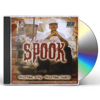 Spook ANOTHER DAY ANOTHER NIGHT CD