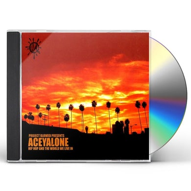 Aceyalone HIP HOP & THE WORLD WE LIVE IN CD