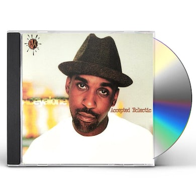 Aceyalone ACCEPTED ECLECTIC CD