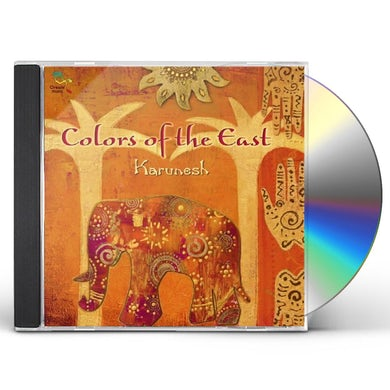 Karunesh COLORS OF THE EAST CD