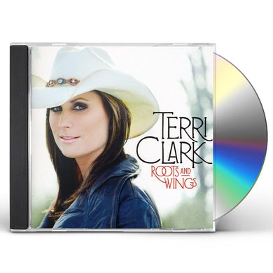Terri Clark ROOTS & WINGS CD