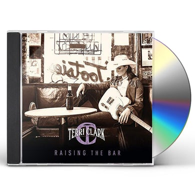 Terri Clark RAISING THE BAR CD