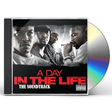 Sticky Fingaz DAY IN THE LIFE: THE SOUNDTRACK CD
