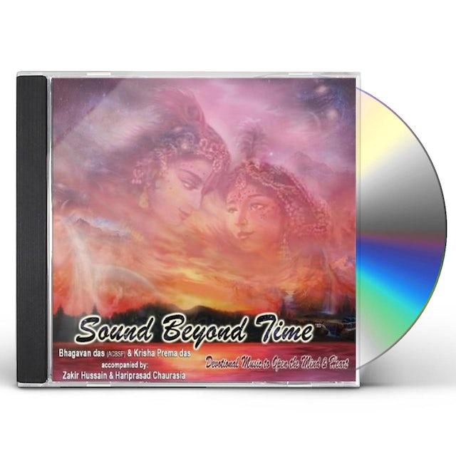 Bhagavan Das SOUND BEYOND TIME CD