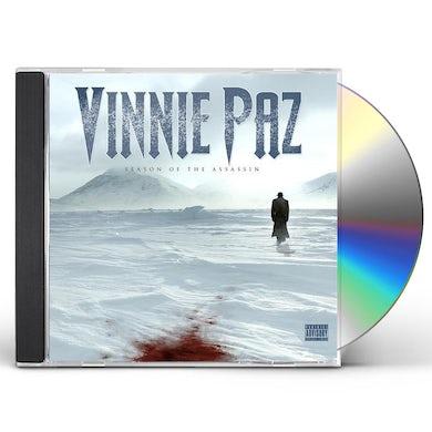Vinnie Paz SEASON OF THE ASSASSIN CD