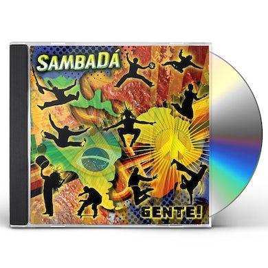 SambaDa GENTE CD