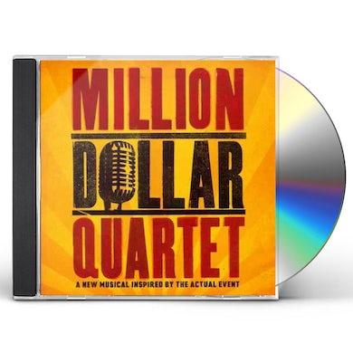 Soundtrack Million Dollar Quartet CD