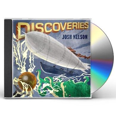 Josh Nelson DISCOVERIES CD