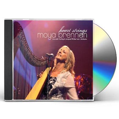 Moya Brennan HEART STRINGS CD