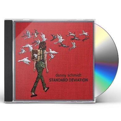 Danny Schmidt STANDARD DEVIATION CD