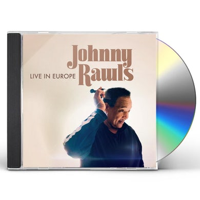 Johnny Rawls LIVE IN EUROPE CD