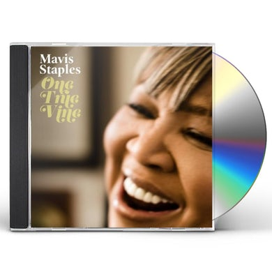 Mavis Staples ONE TRUE VINE CD