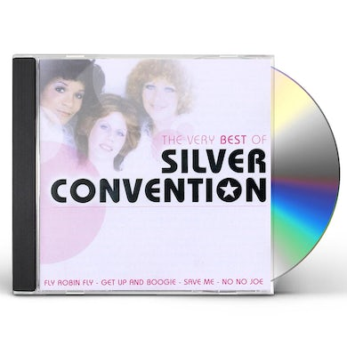 Silver Convention VERY BEST OF CD