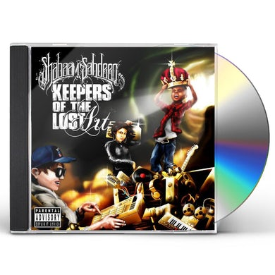 KEEPERS OF THE LOST ART CD