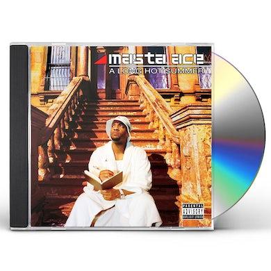 Masta Ace LONG HOT SUMMER CD