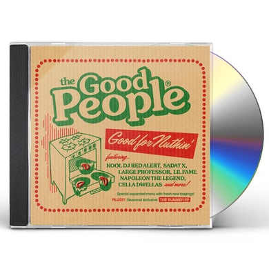 Good People GOOD FOR NUTHIN & SUMMER CD