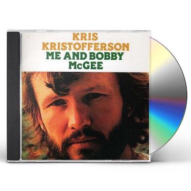 Kris Kristofferson ME & BOBBY MCGHEE CD