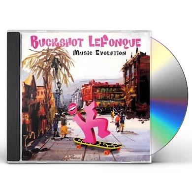 Buckshot Lefonque MUSIC EVOLUTION CD