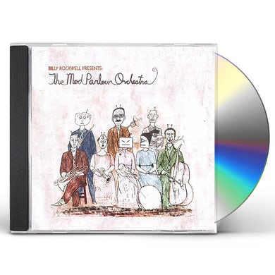 MOD PARLOUR ORCHESTRA CD