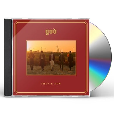 God SPECIAL ALBUM: THEN & NOW CD