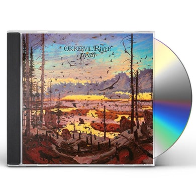 Okkervil River AWAY CD
