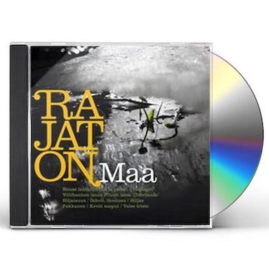 Rajaton MAA CD