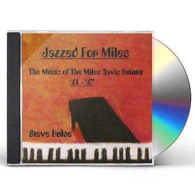 Steve Hulse JAZZED FOR MILES CD
